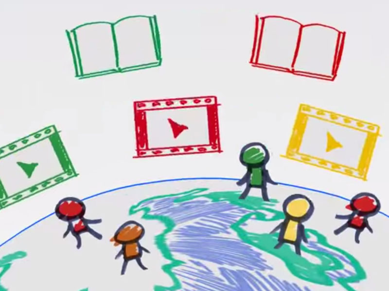Animation: Reading Rainbow Kickstarter Video