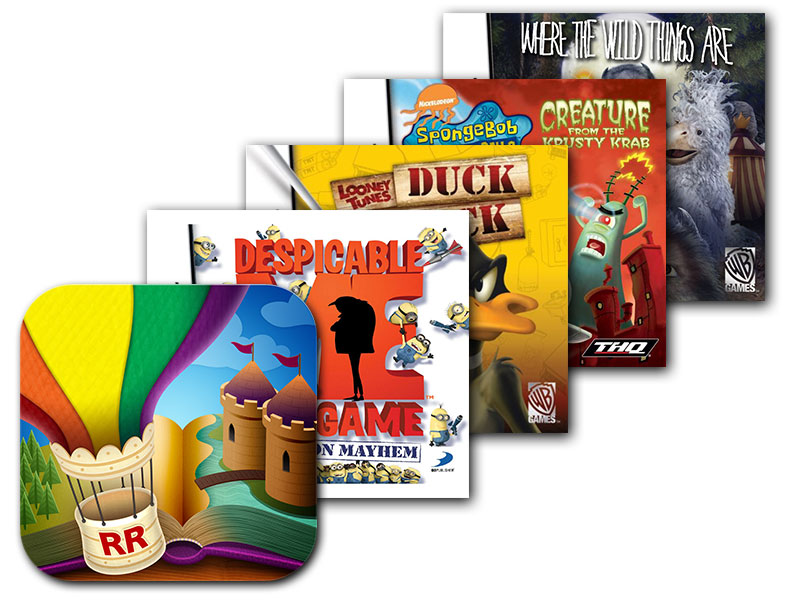 Art Direction: Apps & Games
